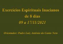 Exercícios Espirituais Inacianos de 8 dias